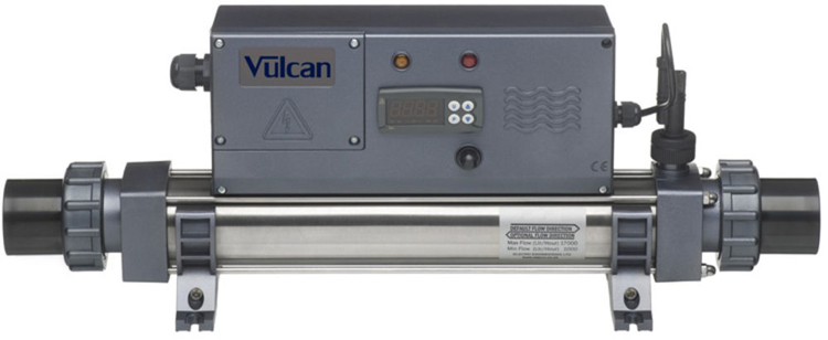Vulcan Elecro Digital Pool Heater