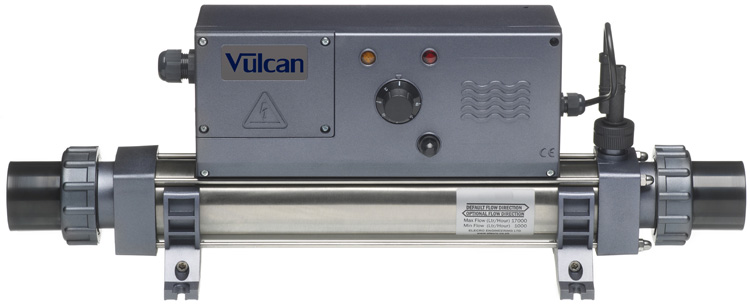 Vulcan Elecro Analogue Pool Heater