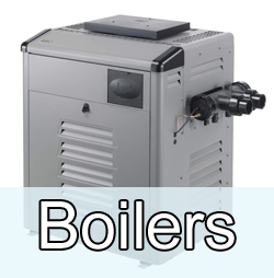 Laars Jandy swimming pool boilers