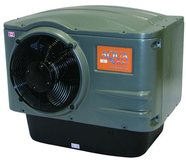 Waterco Aqua Flow swimming pool heat pump