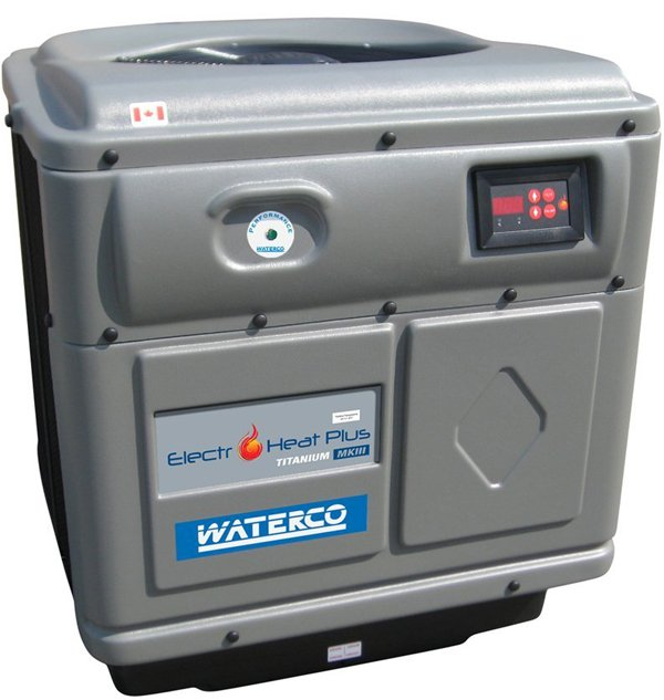 Waterco Electro swimming pool heat pump